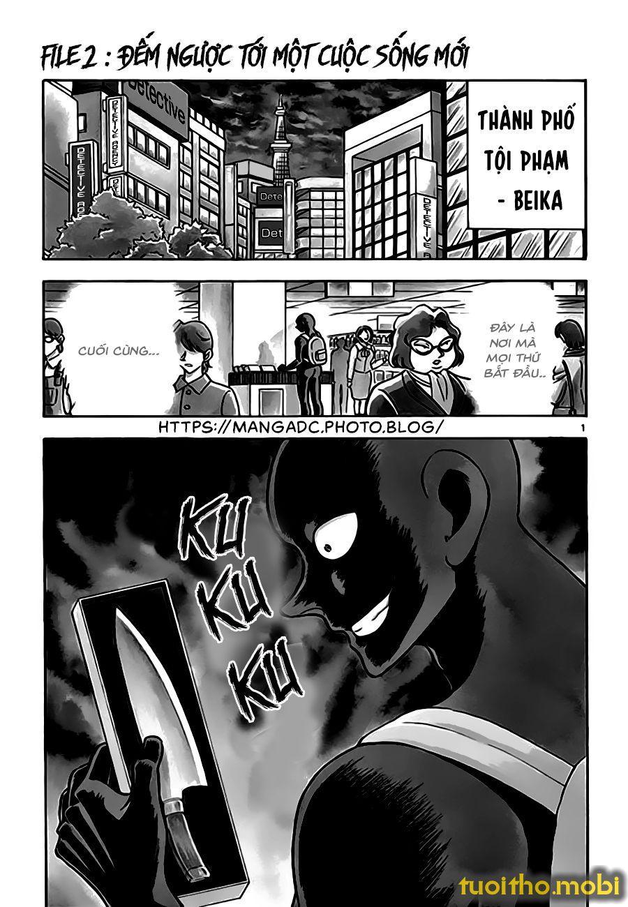 CONAN Hanzawa the Criminal - Tập 1 - Chap 2