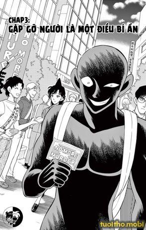 CONAN Hanzawa the Criminal - Tập 1 - Chap 3