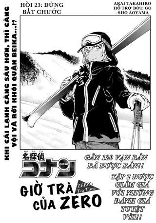 CONAN Zero's Tea Time - Tập 3 - Chap 23