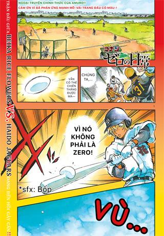 CONAN Zero's Tea Time - Tập 3 - Chap 27