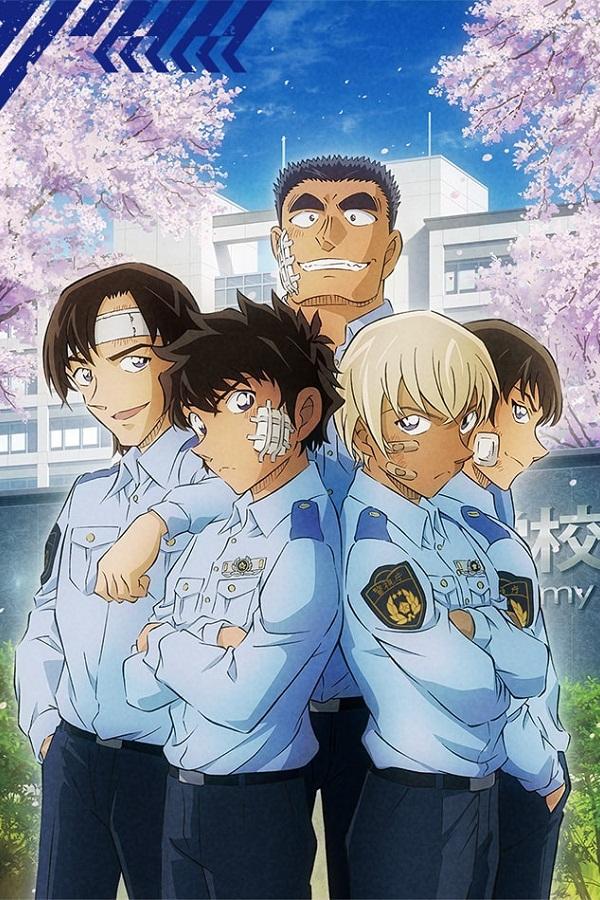Thám tử Conan: Học viện Cảnh Sát