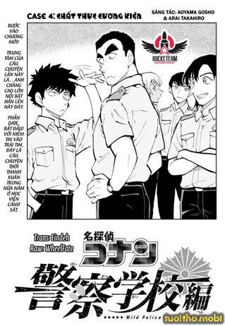 CONAN Wild Police Story - Chap 4