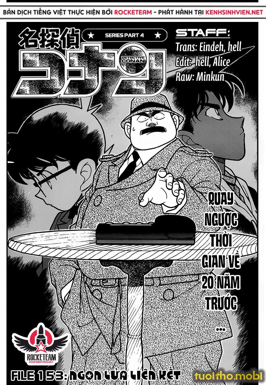 CONAN - Tập 16 - Chap 153