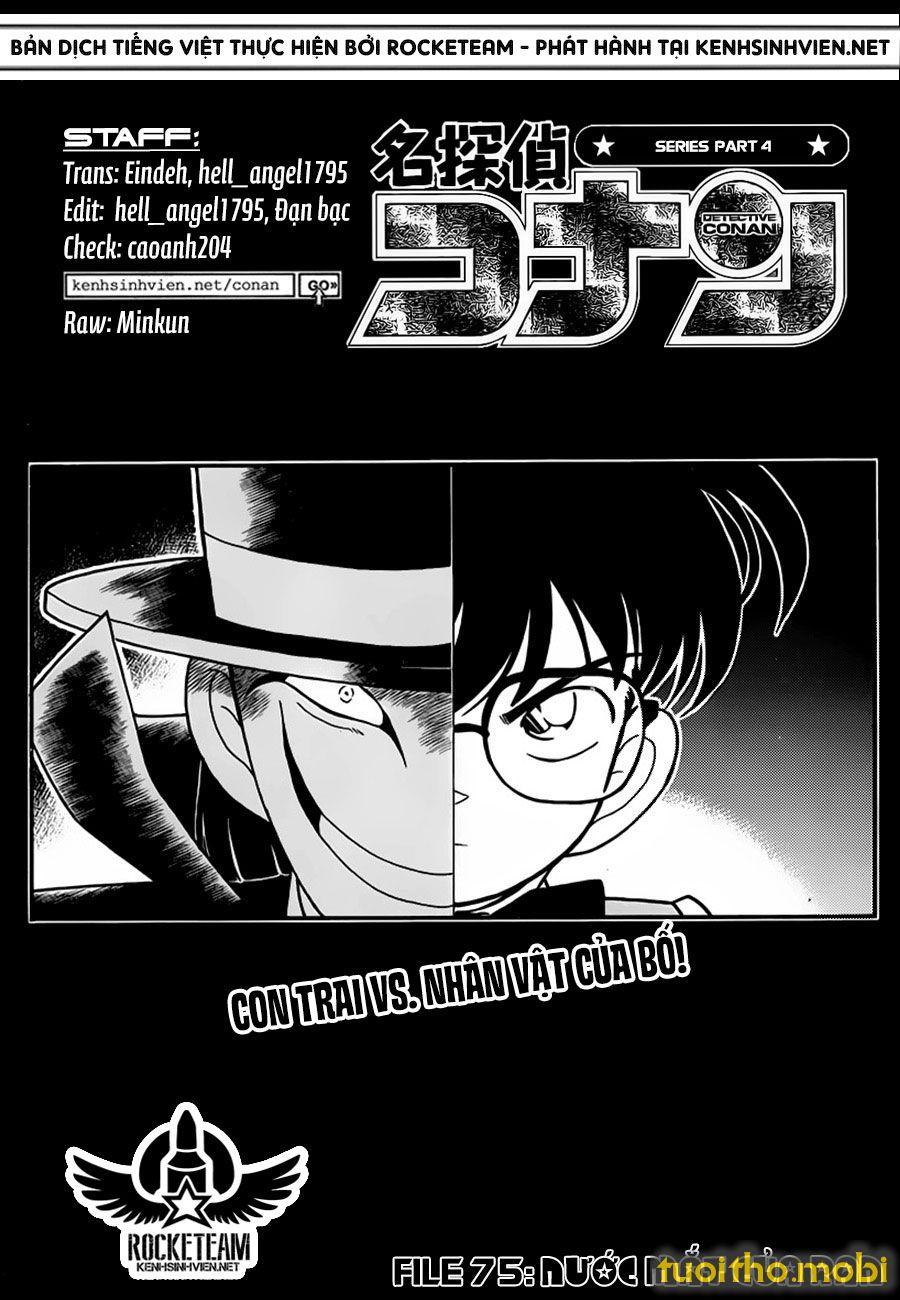 CONAN - Tập 8 - Chap 75
