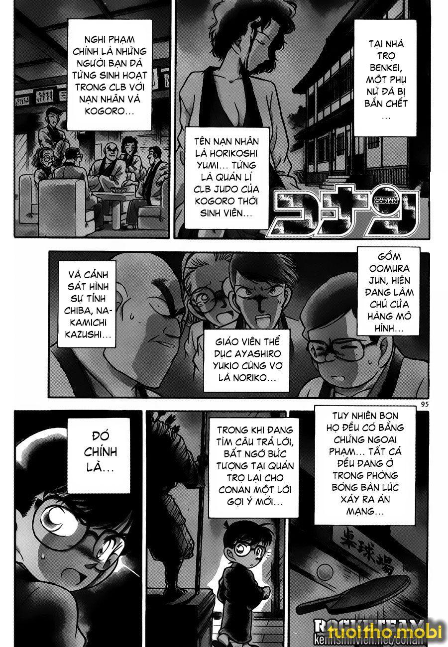 CONAN - Tập 9 - Chap 86