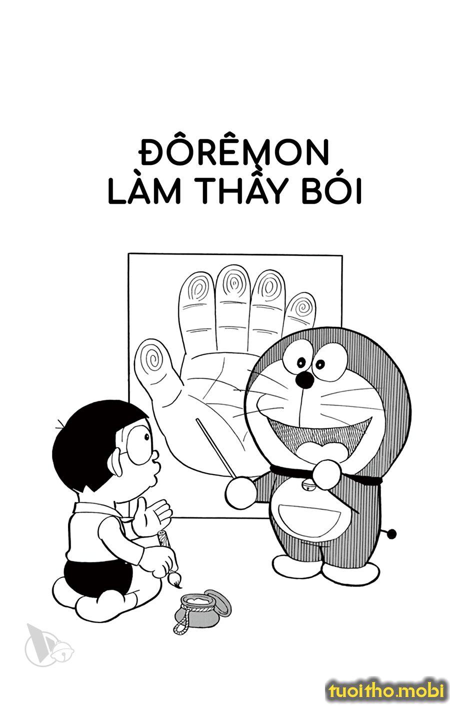 Doremon - Tập 2 - Chap 26