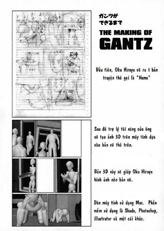 GANTZ - Tập 1 - Giới thiệu