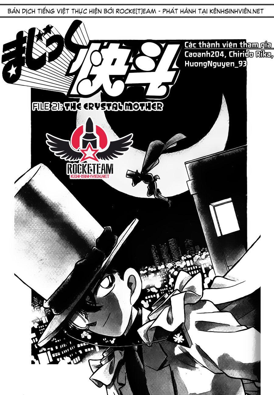MAGIC KAITO - Tập 4 - Chap 21