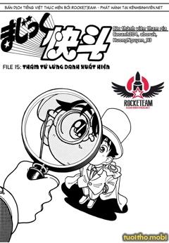 MAGIC KAITO - Tập 3 - Chap 15
