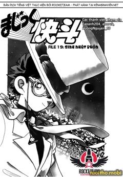 MAGIC KAITO - Tập 3 - Chap 19