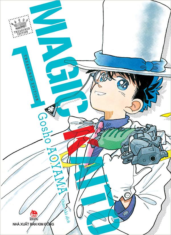 Magic Kaito - Tập 1