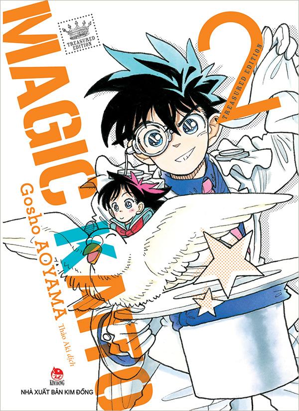 Magic Kaito - Tập 2