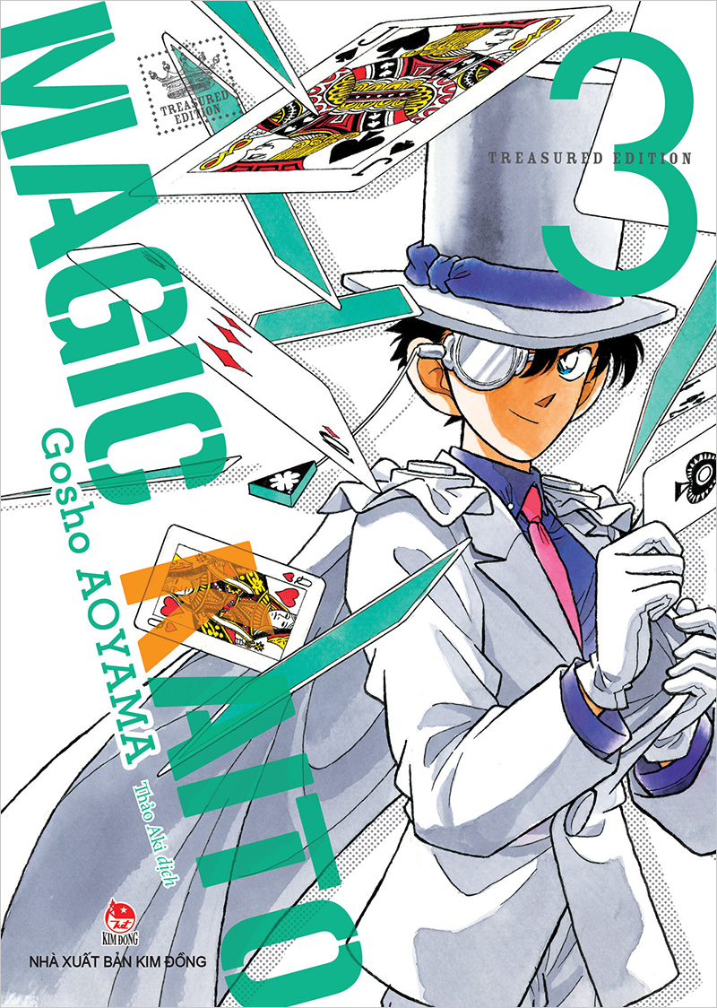 Magic Kaito - Tập 3