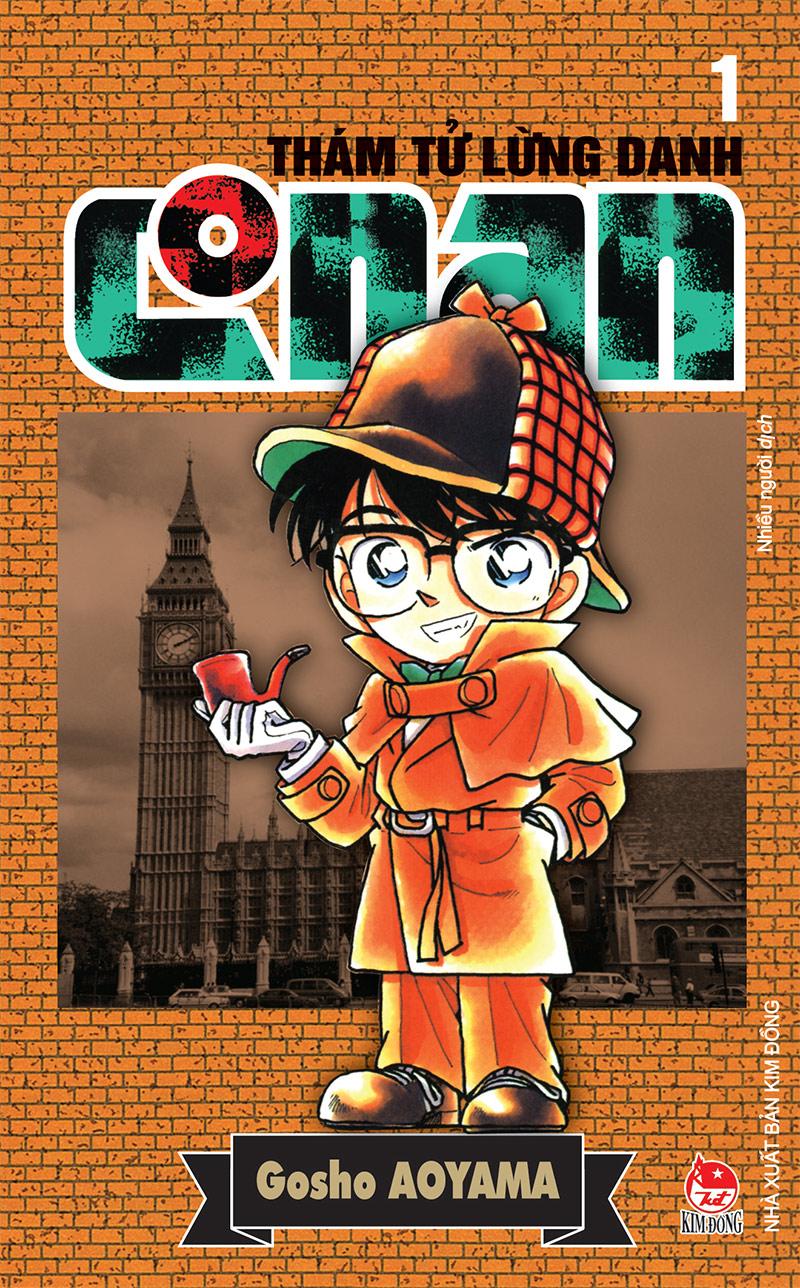 Thám tử lừng danh Conan - Tập 1